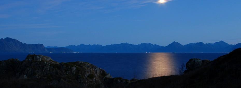 Litløya seascape, Norway